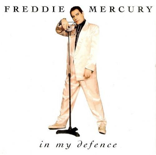FREDDIE MERCURY In My Defence Vinyl Record 7 Inch Parlophone 1992